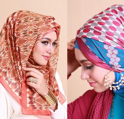 Ini Dia Beragam Model Hijab Modern Terbaru 2018 Untuk Beraktivitas
