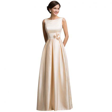 Model Baju Dress Panjang Simple dan Modern