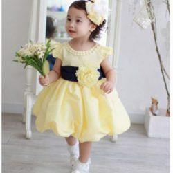 Model Gaun Pesta Anak Masa Kini