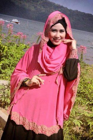 Model Hijab Khimar yang Cantik dan Modern
