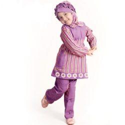 Tips Memilih Busana Muslim Anak yang Tepat Ketika Berbelanja di Mall
