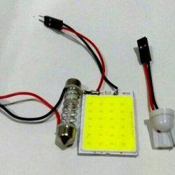 Kelebihan Lampu LED Plafon Mobil